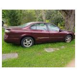 2005 Pontiac Bonneville 4 door sedan