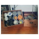 Various Sizes of Vintage Vacuum Tubes