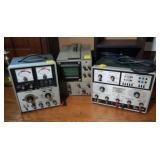 Stereo Analyzer, Oscilloscope, and Video Analyzer