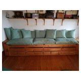 Handmade Sofa with Storage