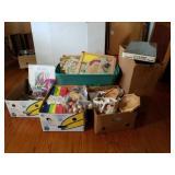 Artwork and Craft Supplies