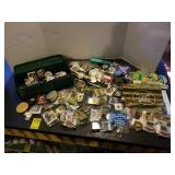 Local Advertising Commemorative Lions Club Pins +