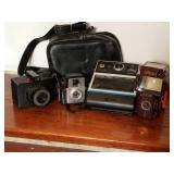 Kodak EK6, Agfa Chief, Kodak Starlet Cameras