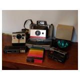 Polaroid Cameras, Ansco, Vivitar, and More