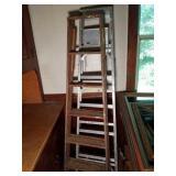 6 Ft. Werner Step Ladders