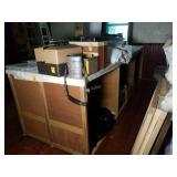 Handmade Wooden Storage Table