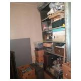 Picking Rights to Left Side of Back Storage Room