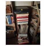 Records, Sony Record Player, and More