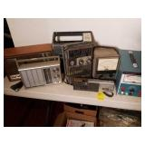 Radios and Two Testers