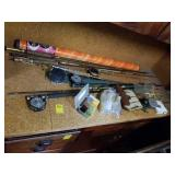 Fly Fishing Rods, Reels, Flies and More