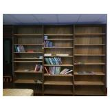 3 Homemade Bookshelves