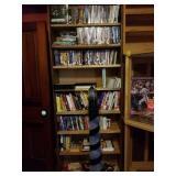 Contents of Bookshelf