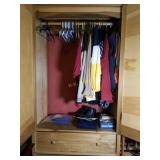 Wardrobe and Contents