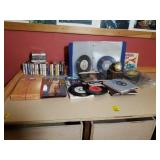 45 RPM Records, CDs, and Cassettes