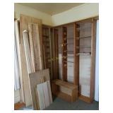 Homemade Shelving Units and More