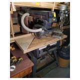"""Craftsman 10"""" Radial Cutoff Saw"""