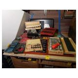 Drill Bits, Cutting Tools, Toolbox, and More