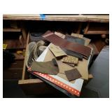 Sanding Belts and Other Abrasives