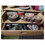 Rolled Abrasives, Hex Key Set with Handles, & More