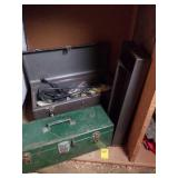 Toolboxes, Porter-Cabel Polisher, and More