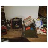 Battery Chargers, Craftsman Jacks, Engraver & More