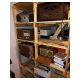 Radios and Books
