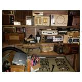 Assortment of Radios and More