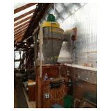 David Bradley Dust Collection System