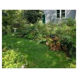 Picking Rights to Items in Flowerbeds at House