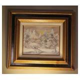 Garrister Framed Painting