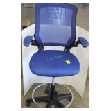 Adjustable Height Mesh Back Desk Chair