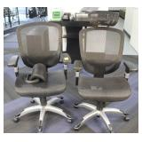 Adjustable Height Office Chairs with Neck Support