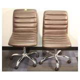 Modway Leather-Like Chairs