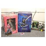 Collectable Figures and Double Sided RC Car Toys