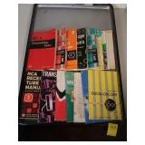 Vintage Assorted Electrical Books and Manuals