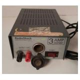 RadioShack 3AMP 13.8VDC Power Supply