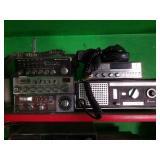 5 Assorted CB Radios