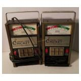 2 Cricket Transistor and FET Testers