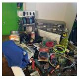 Assorted Electrical Components and More