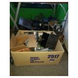 Assorted Radio Parts