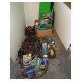 Assorted Radio Components, Antenna Mounts and More
