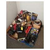 President CB Radio and Assorted Components