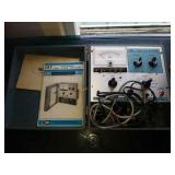 BK Model 465 CRT Tester with Manual