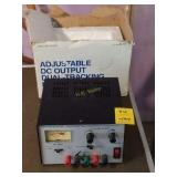Micronta Adjustable Dual-Tracking DC Power Supply