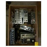 Assorted Radios for Parts