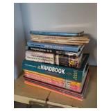 Assorted Electronic, CB, Radio Books and More