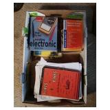 Assorted Electronic and Radio Books