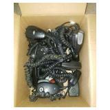 Assorted Handheld CB Microphones