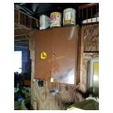 Metal Wall Mounted Cabinet