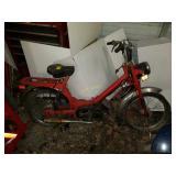 Batavus Motor Bike For Parts or Repair